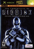 The Chronicles Of Riddick Escape From Butcher Bay - Off the Charts Video Games