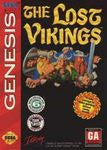 The Lost Vikings Sega Genesis Game Off the Charts