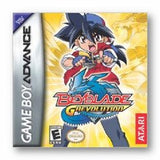 Beyblade Grevolution Game Boy Advance Game Off the Charts
