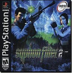 Syphon Filter 2 - Off the Charts Video Games