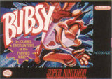 Bubsy Super Nintendo Game Off the Charts