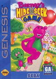 Barney's Hide & Seek Game Sega Genesis Game Off the Charts