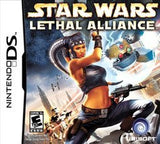 Star Wars Lethal Alliance Nintendo DS Game Off the Charts