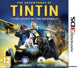 The Adventures Of Tintin: The Game Nintendo 3DS Game Off the Charts