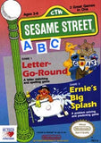 Sesame Street ABC - Off the Charts Video Games