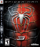 Spiderman 3 Playstation 2 Game Off the Charts