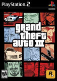Grand Theft Auto III Playstation 2 Game Off the Charts