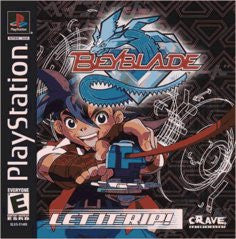 Beyblade Let It Rip - Off the Charts Video Games