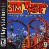 Sim Theme Park - Off the Charts Video Games