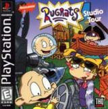 Rugrats Studio Tour - Off the Charts Video Games