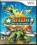Battalion Wars II Wii Game Off the Charts