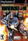 Robotech Invasion Playstation 2 Game Off the Charts