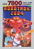 Robotron 2084 Atari 7800 Game Off the Charts