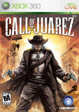 Call Of Juarez Xbox 360 Game Off the Charts