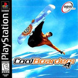 Cool Boarders 4 Playstation Game Off the Charts