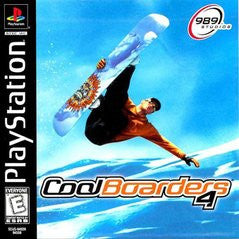 Cool Boarders 4 - Off the Charts Video Games