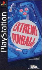 Extreme Pinball Playstation Game Off the Charts