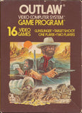 Outlaw Atari 2600 Game Off the Charts