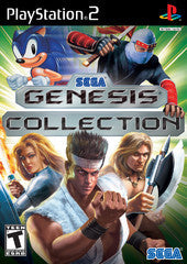 Sega Genesis Collection Playstation 2 Game Off the Charts