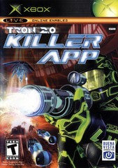 Tron 2.0 Killer App Xbox Game Off the Charts
