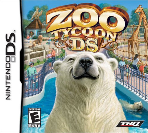 Zoo Tycoon Nintendo DS Game Off the Charts