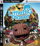 Little Big Planet Playstation 3 Game Off the Charts