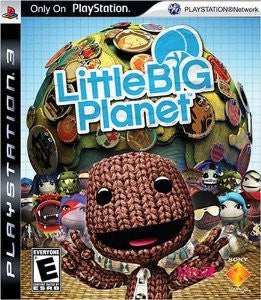 Little Big Planet - Off the Charts Video Games