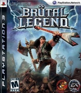 Brutal Legend - Off the Charts Video Games