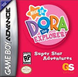 Dora the Explorer Super Star Adventures Game Boy Advance Game Off the Charts