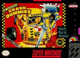 The Incredible Crash Dummies Super Nintendo Game Off the Charts