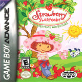 Strawberry Shortcake Summertime Adventures Game Boy Advance Game Off the Charts