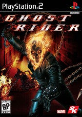 Ghost Rider Playstation 2 Game Off the Charts