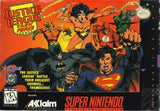 Justice League Task Force Super Nintendo Game Off the Charts