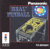 Real Pinball 3DO Game Off the Charts