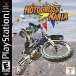 Motocross Mania Playstation Game Off the Charts