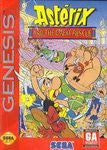 Asterix and the Great Rescue Sega Genesis Game Off the Charts