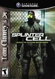 Splinter Cell Nintendo Gamecube Game Off the Charts