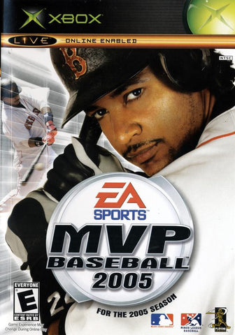 MVP Baseball 2005 Xbox Game Off the Charts