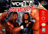 WCW/NWO Revenge Nintendo 64 Game Off the Charts