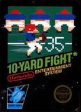 10-Yard Fight - Off the Charts Video Games