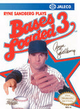 Bases Loaded 3 Nintendo NES Game Off the Charts