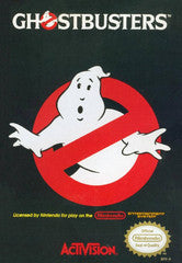 Ghostbusters Nintendo NES Game Off the Charts
