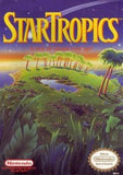 Star Tropics Nintendo NES Game Off the Charts