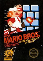 Super Mario Bros. - Off the Charts Video Games
