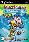 Ed, Edd n Eddy The Mis-Edventures Playstation 2 Game Off the Charts