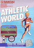 Athletic World Nintendo NES Game Off the Charts