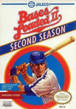 Bases Loaded II Second Season Nintendo NES Game Off the Charts