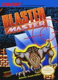 Blaster Master - Off the Charts Video Games