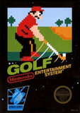 Golf Nintendo NES Game Off the Charts