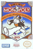 Monopoly Nintendo NES Game Off the Charts
